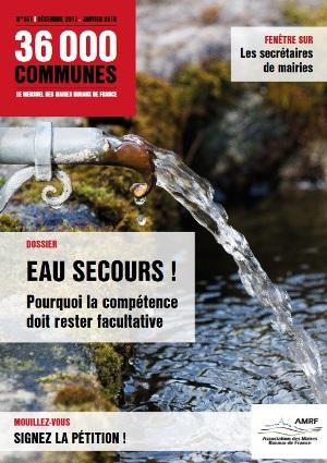 36000 Communes - Décembre 2017 - Article sur le Numérique – Rencontre entre John Billard et Mounir Mahjoubi
