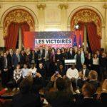 L'ensemble des lauréats et nominés aux victoires des Acteurs Publics